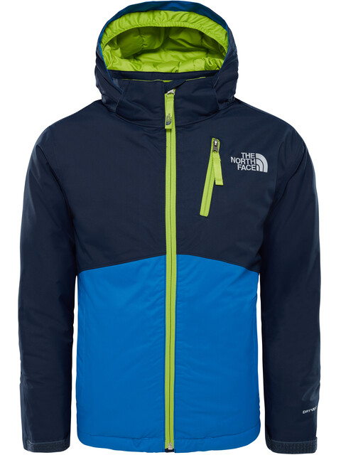 The North Face Snowdrift Insulated Jacket Youths Turkish Sea